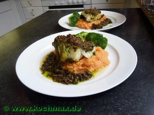 fisch mit brokkoli