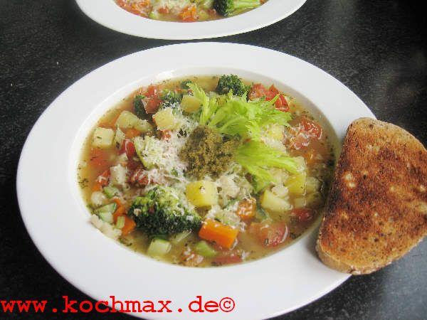 Illes pochierte Hhnchenbrust mit Meerrettich - Senf Soe